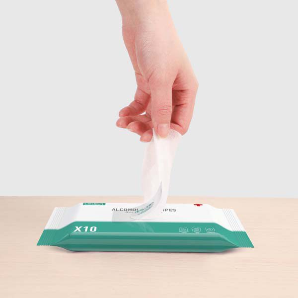 Alcohol Wipes (4)